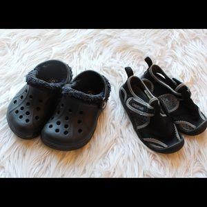 Toddler Boys Slip On Shoe Bundle